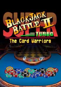 Super Blackjack Battle II: The Card Warriors - Turbo Edition (Steam) £6.74 @ Gamesplanet