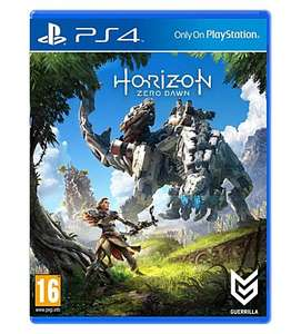 Horizon zero dawn ps4 £34.99 / £39.99 delivered @ Selfridges