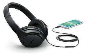 SoundTrue® around-ear headphones II—Samsung and Android™ devices £89.95 @ Bose