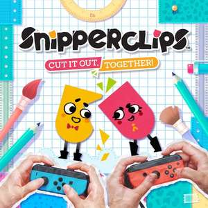 Free Snipperclips demo for Nintendo Switch on eShop