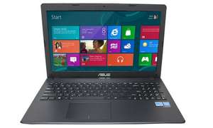 ASUS X551CA 15.6-inch Laptop  (Intel Core i3 3217U 1.8GHz Processor, 4GB RAM, 500GB HDD, DVDSM DL, LAN, WLAN, Webcam, Integrated Graphics, Windows 8 Home) £173.38 @ amazon warehouse