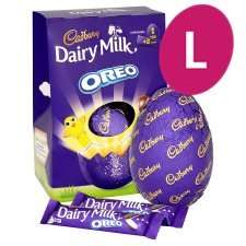 Half Price Large Easter Eggs (& Mug Eggs) £2 Online &  Instore @ Tesco