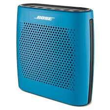 SoundLink® Colour Bluetooth® speaker (Blue Available) @ £69.95 @ Bose