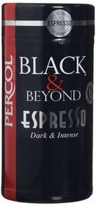 Percol Black & Beyond Espresso Instant Coffee 100g (Pack of 6) £10.80 Amazon prime exclusive