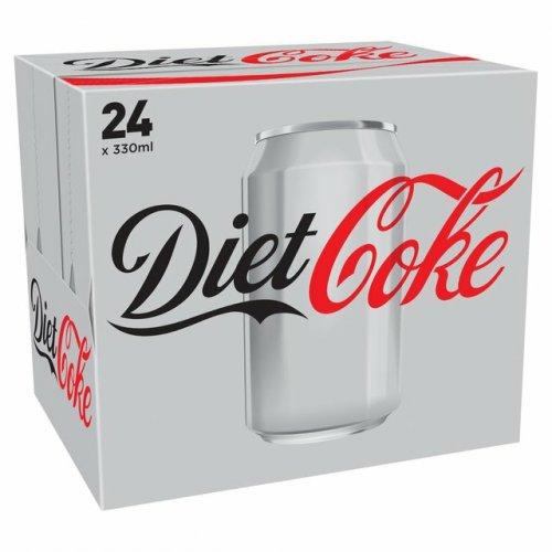 24 cans of diet coke £6 @  Morrisons