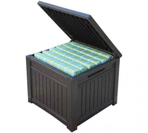 Argos - Keter Garden Cube Storage Box £26.99