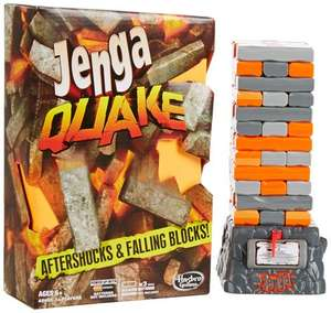 Jenga Quake from Hasbro Gaming £7.99 @Argos  (Free C+C)