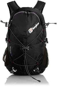 Berghaus Unisex Remote II 25 Backpack Jet Black £18.73 Prime or £23.48 non prime @ Amazon