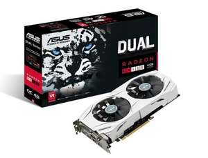 Radeon RX 480 Dual OC 4GB & Free DOOM 2016 game £149.99 @ overclockers.co.uk