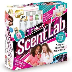 Fab Lab Deluxe Scent Lab @ Groupon £9.98 + £1.99 Shipping - £11.97