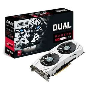 Asus Dual OC RX480 8GB ( Today Only ) @ Scan.co.uk - £174.97 + P&P ( DPD £5.48 )