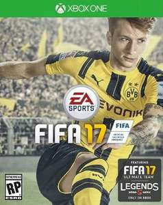 FIFA 17 Xbox One - Digital Code £20.70 with cdkeys fbook 5% like code