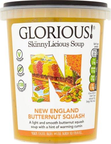GLORIOUS! Goan Tomato & Lentil Soup 600g was £2.00 now £1.00 @ Morrisons