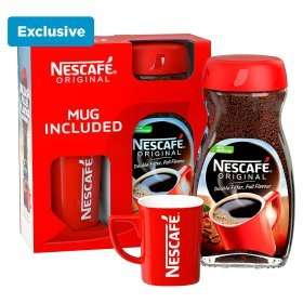 Nescafe coffee with mug only £5 @ Asda