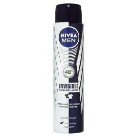 Nivea Invisible for Black & White 48h Anti-Perspirant Deodorant 250ml Rollback deal £1.50 @ Asda Online & In store