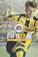fifa 17 deluxe edition £24.99 xbox one sainsbury's - keighley