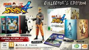naruto ultimate ninja storm 4 collectors edition (xbox one) £69.95 @ the game collection