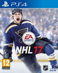 NHL 17 PS4 £19.99 @ PSN