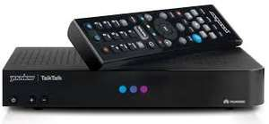 TalkTalk Plus TV Box (HD Freeview Recorder) (Existing Customers) - £5