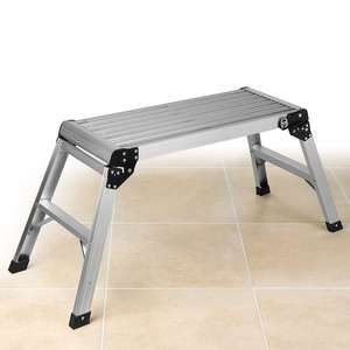 Folding Work Platform/Bench (76cm x 30cm x 50cm) from Tesco (via Ebay) £17.50 (free del)