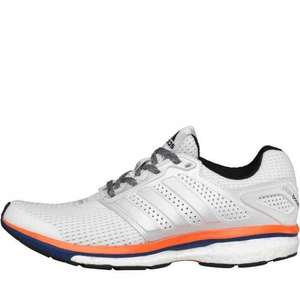 Adidas women's supernova glide boost 7 neutral. £22.99 / £27.48 delivered @ M and M direct. Was £104.99!!!!