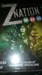 Z Nation Season 1-3 - £15 instore @ Asda Bangor