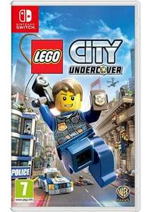 LEGO City Undercover (Nintendo Switch) - £34.85 @ Base.com