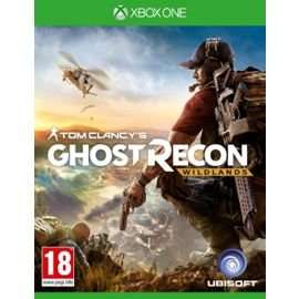 Tom Clancy's Ghost Recon Wildlands + Xbox Controller Ocean Shadow / Winter Forces Special Edition / Black / Blue / White / Red -  £59.99 @ Tesco Direct