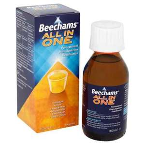 Beechams All In One in Poundland....for £1.00!