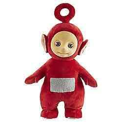 Teletubbies 11 inch Jumping Po Soft Toy £5.99 instore @ Tesco