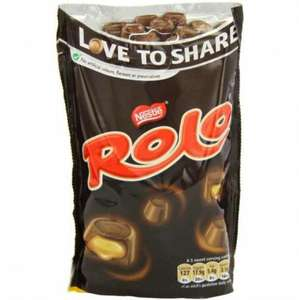 Rolo pouch 126g share size just 50p (rrp £1) instore @ Poundstretcher