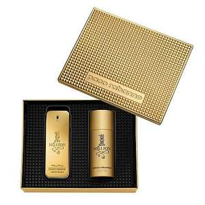 Paco Rabanne 'One Million' eau de toilette 100ml gift set now £30 @ Debenhams use code SHA5 for free delivery or receive a £5 voucher when you choose c&c