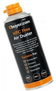 Air Duster Spray was £3.77 now £1.49 @ ebuyer.com - £5.07 Delivered