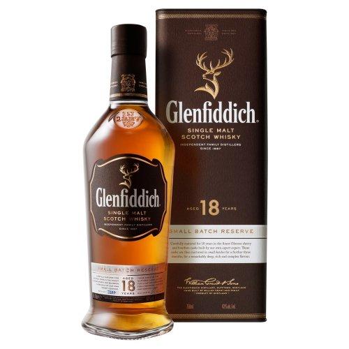 Glenfiddich 18yr 70cl , £40.87 instore Tesco Heswall