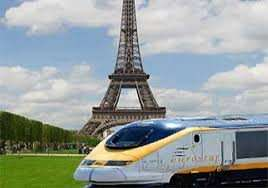 London to Paris or Brussels from £29* one way @ Eurostar
