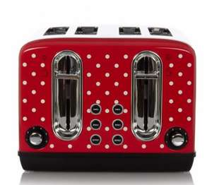 Asda kettle and 4 slice toaster £25 each OR 2 for £35 online and instore
