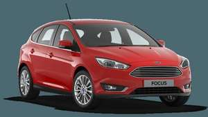 Ford Focus Titanium 1.0 EcoBoost 125ps Navigation £127.32 a month £1145.88 deposit £298.80 processing fee (total £4373.04) Fleetprices