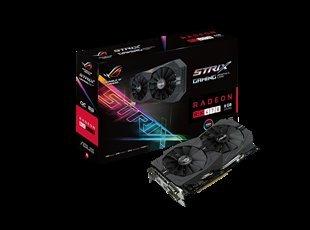 ASUS Radeon RX 470 Strix 8GB Graphics Card £165.92 @ CCL Online