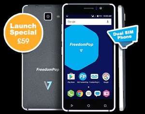 The FreedomPop V7 £59 @ Freedom Pop
