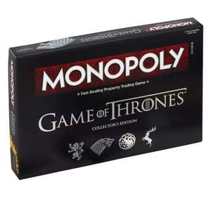 Game of Thrones Monopoly board game £22.63 Delivered @ Amazon