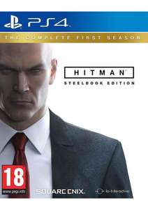 Hitman: The Complete First Season Steelbook (PS4/XB1) £26.85 @ simplygames