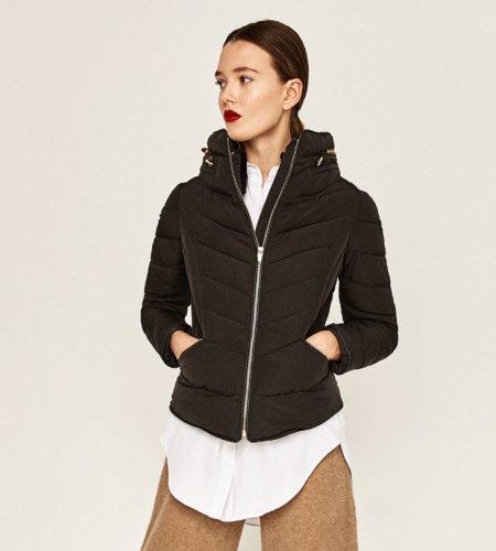 Zara Women Puffer Coats SALE! Puffer Jacket £29.99