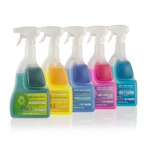 9 shot complete cleaning kit £4.99 (MISPRICED - should be £14.99) plus £1.99 delivery at Ideal World