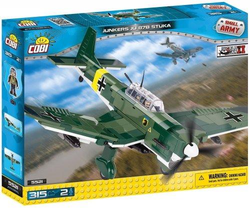 "COBI 5521 ""Junkers Ju 87B Stuka"" Building Set £27.10 @ Amazon"