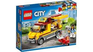 Lego City Pizza Van 60150 £10.00 Asda George back in stock