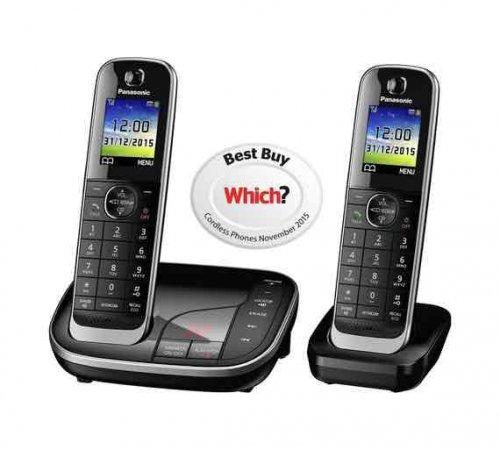 Panasonic KX-TGJ322 Cordless Telephone with Answer Machine £39.99 @ Argos