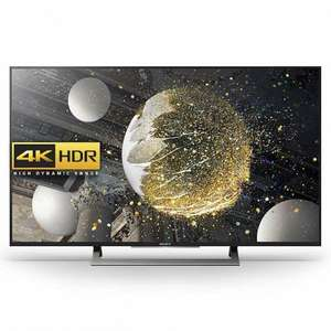 "Sony Bravia 49"" 49XD8077/8099 LED HDR 4K Ultra HD Android TV £699 @ John Lewis"