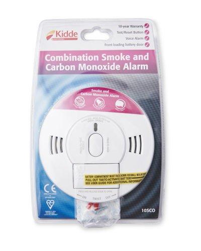Kidde Smoke & Carbon Monoxide Alarm available for pre order £15.99 @ Aldi