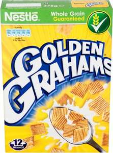Golden Grahams Cereal 375g was £1.97 now £1.35 @ Morrisons