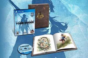 Rise of the Tomb Raider: 20 Year Celebration Artbook Edition [PS4] £22.99 @ Amazon